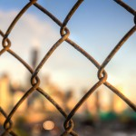 Chicago_Skyline_HDR_through_a_fence_43
